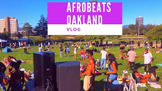 Afrobeats Oakland DJ Vlog - Day in the life.