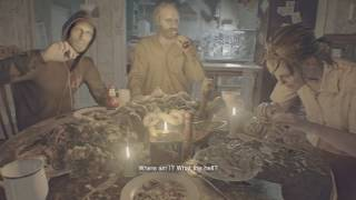 Resident Evil 7 Thanksgiving