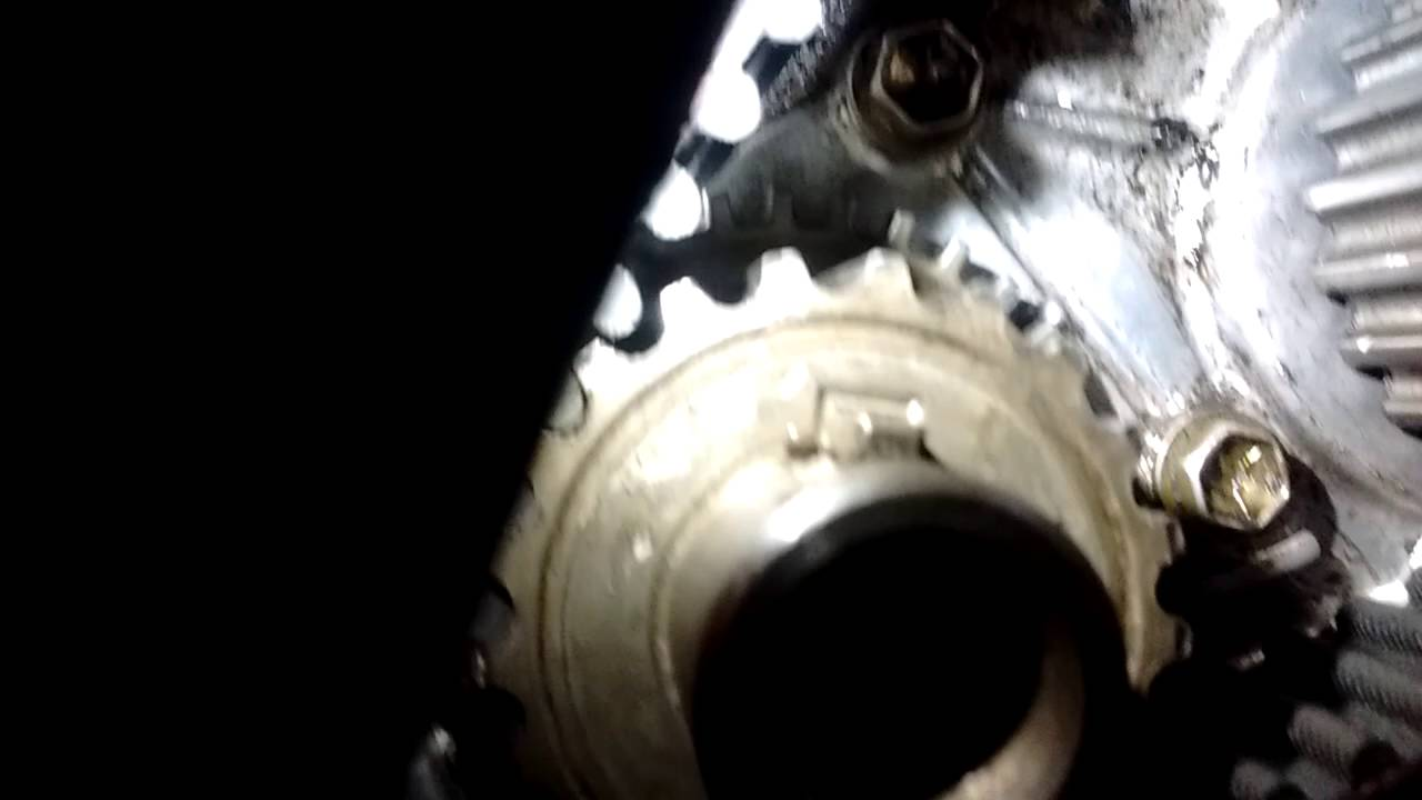 puesta a punto motor toyota tercel 1 5 5e timing belt 5e engine youtube [ 1280 x 720 Pixel ]