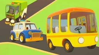 Download Песенки для детей про машинки. Едет машинка, едет домой Mp3 and Videos