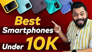$ 10000 예산 미만의 상위 5 개 최고의 휴대폰 ⚡ 2021 년 4 월