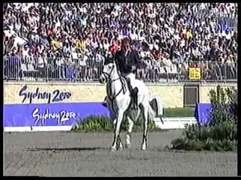 Jeroen Dubbeldam - Sjiem - Sydney 2000