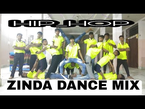 || zinda dance mix song || from the movie || bhag milkha  bhag ||