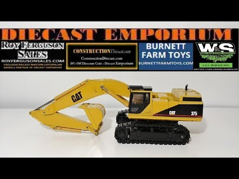 Joal Caterpillar 375 Excavator