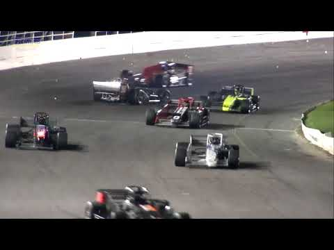 Otto Sitterly's history-making win at Oswego Speedway highlights weekend racing