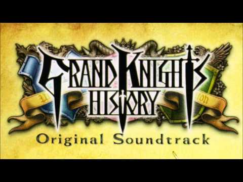 Grand Knights History OST 2-08 Fighting Blade (Climax)