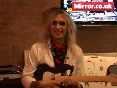Justin Hawkins interview