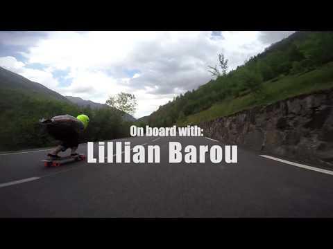 Lillian Barou - My way on the highway