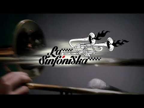 La Sinfoniska  -Piensa Por Ti ( Video Lyrics )