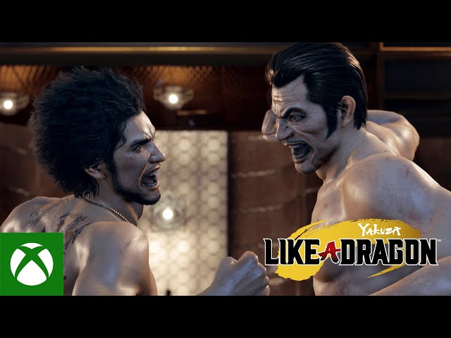 Yakuza: Like a Dragon | Launch Trailer