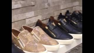 видео История бренда: Giuseppe Zanotti Design