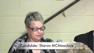 Owen Sound Municipal Election 2010 Sharon McKeachnie - theOwen.com