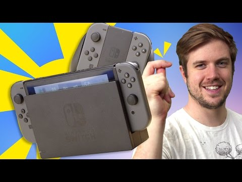 Thumbnail: NINTENDO SWITCH - A PC Gamer's Perspective