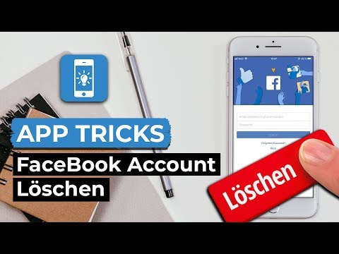 Facebook-Account Löschen (dauerhaft & Komplett)
