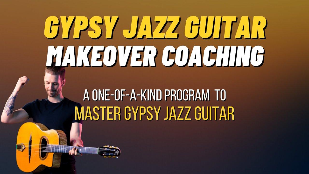 Master Gypsy Jazz Guitar