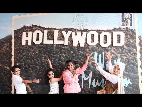 مغامرة الى هوليوود مدينة المشاهير والأفلام- حمااااااااس thumbnail