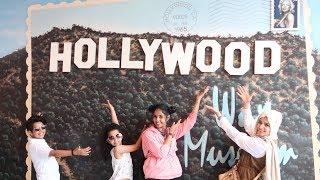 مغامرة الى هوليوود مدينة المشاهير والأفلام- حمااااااااس