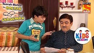 Tapu Gives Jetha His Shopping List | Tapu Sena Special | Taarak Mehta Ka Ooltah Chashmah