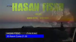 Hasan Fisso TV'de ilk