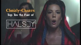 Best Songs Of Halsey (Top Ten)