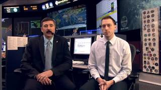 Space Station Live: Orion Recovery Testing