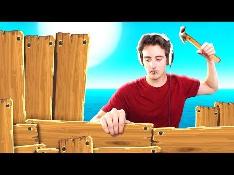 Denis Sucks At Raft - Episode 16