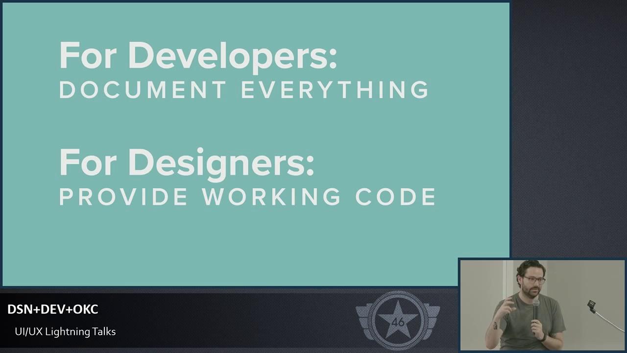 VIDEO: Ty Carlson talks Design Systems for Datebox | June - DSN+DEV+OKC