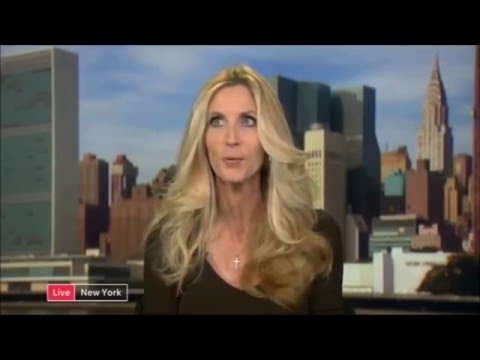 Ann Coulter On Trump's Progress