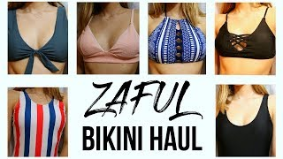 HONEST ZAFUL BIKINI REVIEW & TRY ON HAUL | AFFORDABLE ZAFUL REVIEW | ALYSSA ROSE