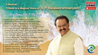 SPB EverGreen 60s & 70s Hits | Audio Jukebox | M.S.Viswanathan | Tamil Melody Ent
