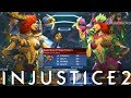 The Most LEGENDARY Poison Ivy Mirror Ever Injustice 2 Poison Ivy Legendary Gear Gameplay mp3