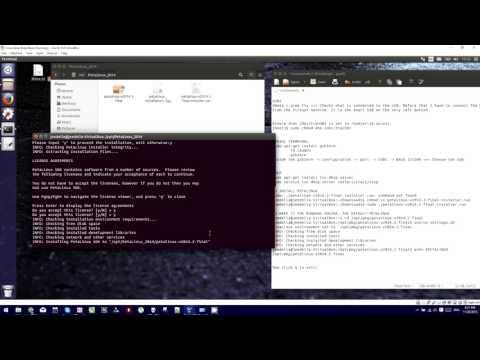How to install PetaLinux 2014 2 by Bozhidar Uzunov