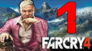 FAR CRY 4 [Walkthrough ITA HD - PARTE 1] - Siamo TORNATI!