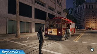 Watch Dogs 2 - Cable Car Location (DedSec-A-Roni Trophy / Achievement Guide)