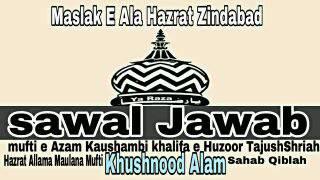 Agar masjid ka Darwaza Dahine Hath par Kone me hai wahi kharije Masjid ho is surat me khutbe ki Azan