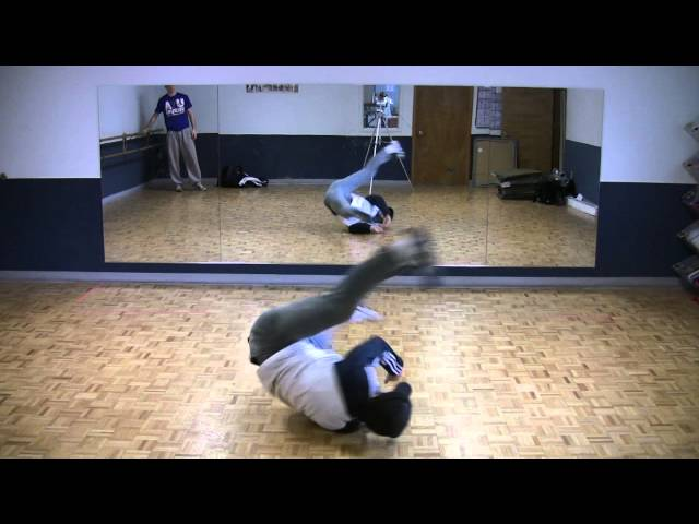 How to Breakdance | How To Windmill Intro