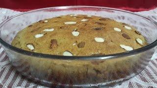 Gâteau au sorgho | خبزة الدرع