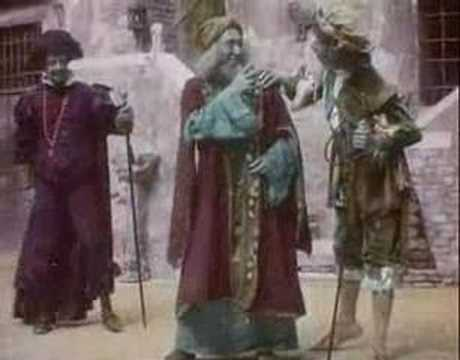 The Merchant of Venice (Film d'Art Italiana, 1910)