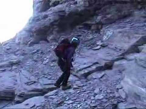 Klettersteig Rotstock : Rotstock klettersteig youtube