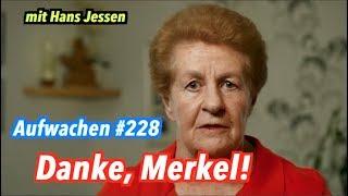 Aufwachen #228: Wahlkrampf mit Schulz, Wagenknecht, Racehofer + Merkel beim RTL (mit Hans Jessen)