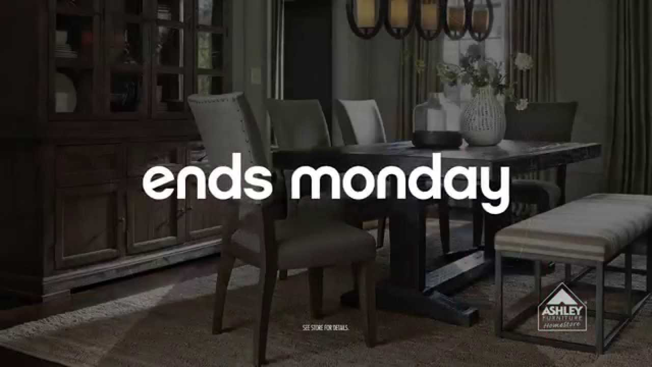 Ashley Furniture HomeStores Labor Day Sale Extended