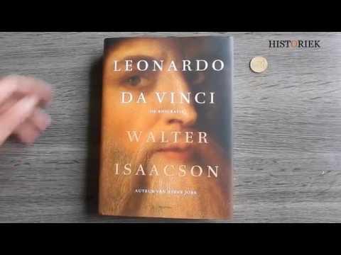 Leonardo Da Vinci De Biografie Walter Isaacson Youtube