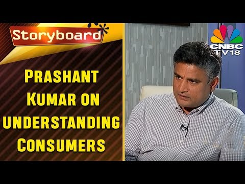 STORYBOARD | Prasanth Kumar | CEO South Asia, Mindshare | CNBC TV18
