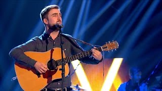 Howard Rose performs 'My Generation' - The Voice UK 2015: Blind Auditions 1 – BBC One
