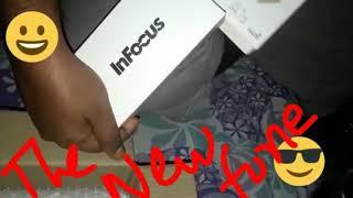 Unboxing Infocus Champnge A1s M505