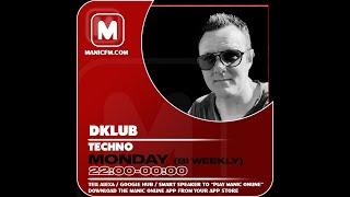 MANiCFM | DKLUB | TECHNOPIA | Episode 006