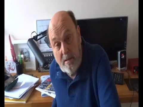 Interview au sujet du film le Jeune K. Marx