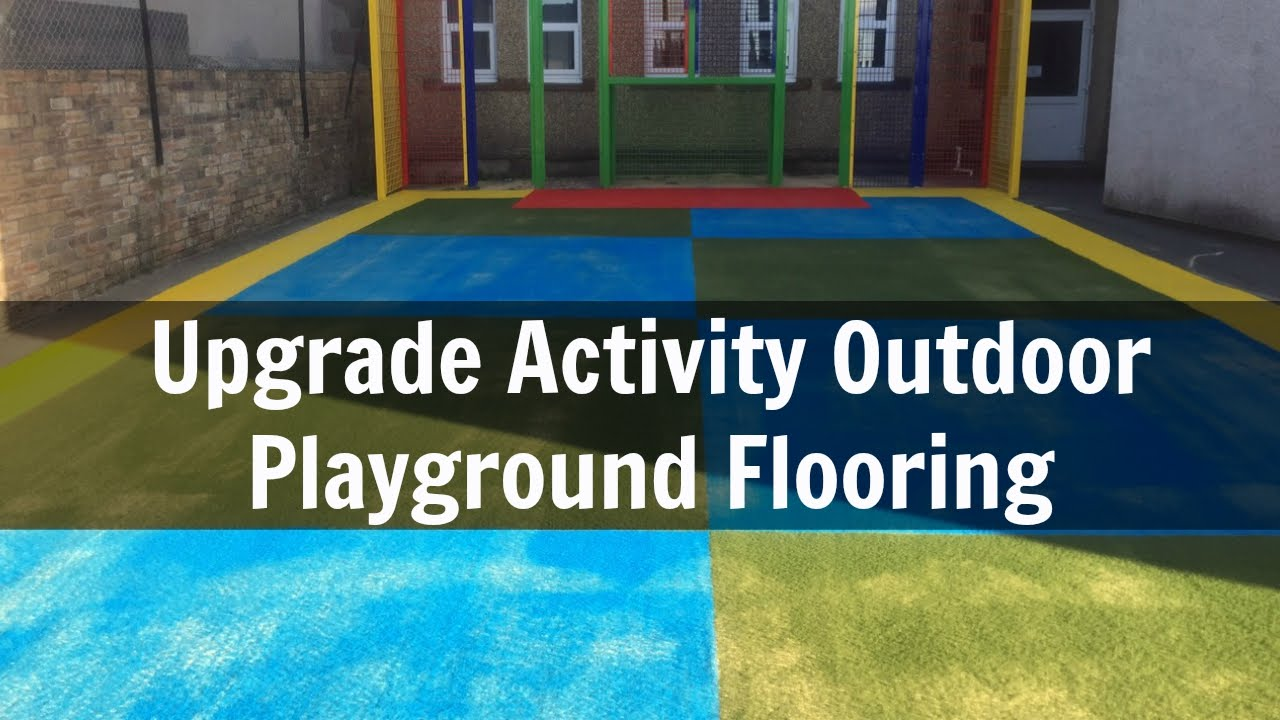 Upgrade activity outdoor playground flooring youtube dailygadgetfo Images