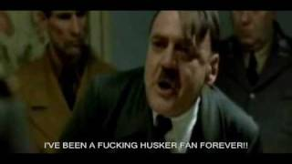 Hitler Reacts To Virginia Tech Beating Nebraska