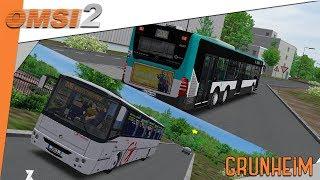 🚌OMSI 2   Grunheim : Mercedes Citaro Facelift L RATP + Irisbus Axer !